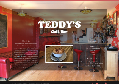 Teddy's Café-Bar